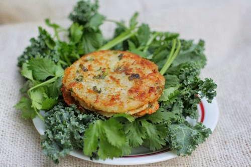 Deep Fried Potato Cakes Recipe