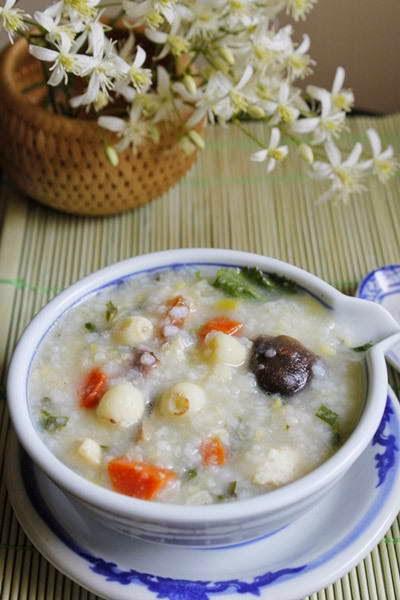 Mixture Vegetarian Porridge Recipe