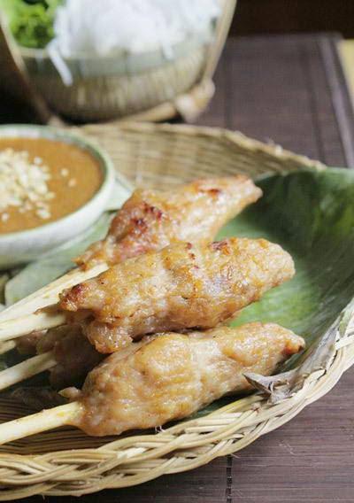Nha Trang Grill Pork Sticks