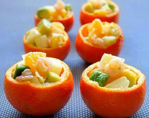 Salad Orange Recipe (Salad Cam)