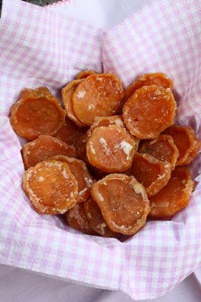 Soft Sweet Potato Jam