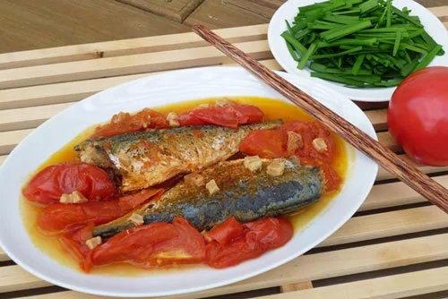 Stewed Fish with Tomato Recipe