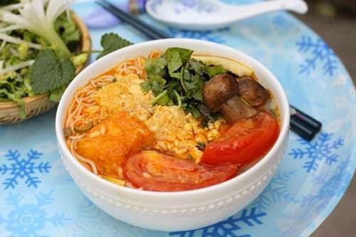 Vegetarian Crab Noodles Recipe