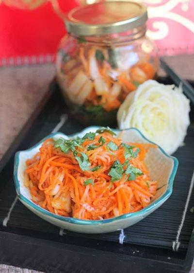 White Radish Kimchi Recipe (Kim Chi Cu Cai)